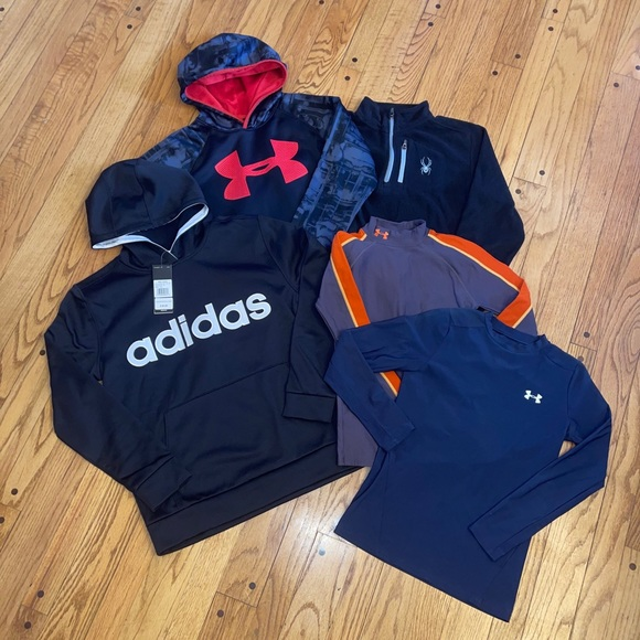 Great Fall/Winter Lot for Boys Sz Large
